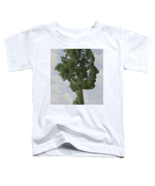 One With Nature Toddler T-Shirt