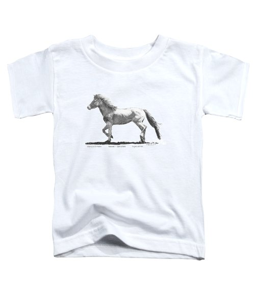 Oshunnah Stepping Out For Freedom Toddler T-Shirt