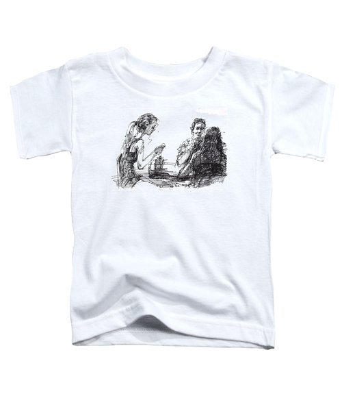 Out For A Tea Toddler T-Shirt