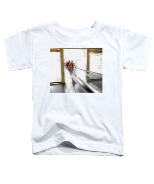Out Of Thin Air Toddler T-Shirt by Alex Lapidus