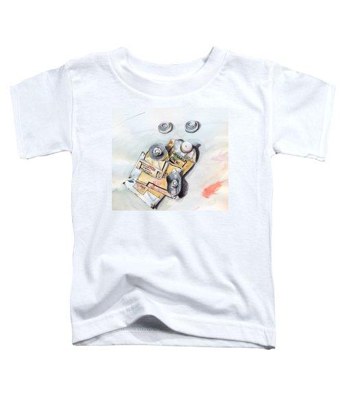 Paint Tubes Toddler T-Shirt