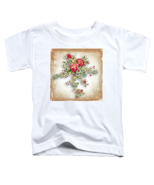 Party Of Roses  Toddler T-Shirt