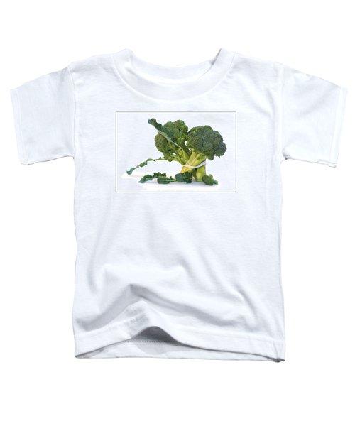 Pas De Trois Toddler T-Shirt by Nikolyn McDonald