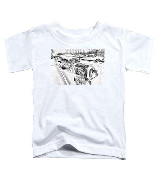Pencil Rod Toddler T-Shirt