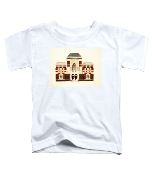 Pennsylvania Academy Of Fine Art Toddler T-Shirt