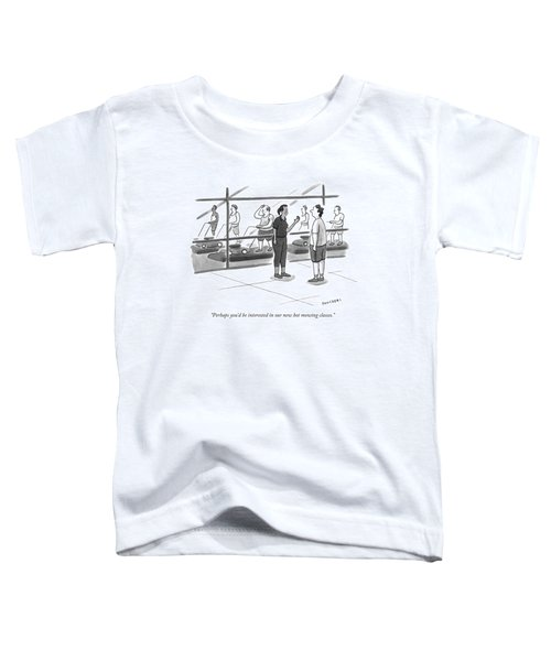 Perhaps You'd Be Interested In Our New Hot Mowing Toddler T-Shirt