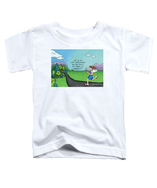 Perseverance Toddler T-Shirt