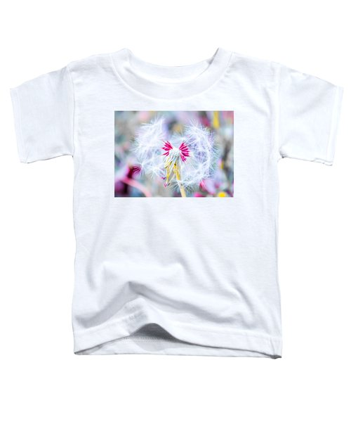 Magic In Pink Toddler T-Shirt