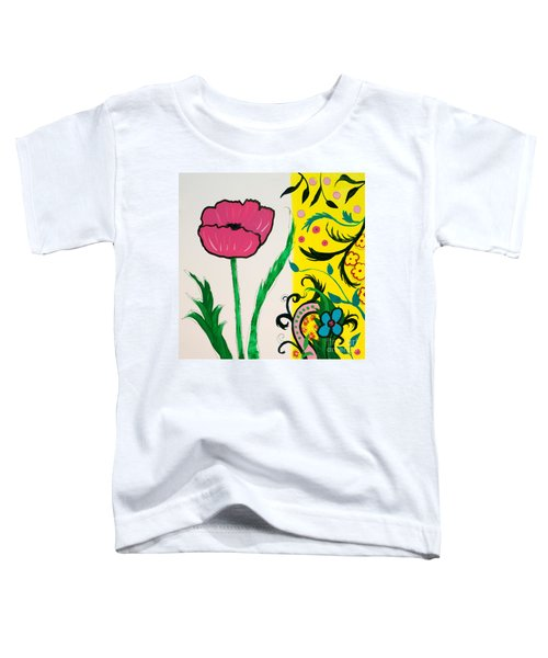 Pink Poppy And Designs Toddler T-Shirt