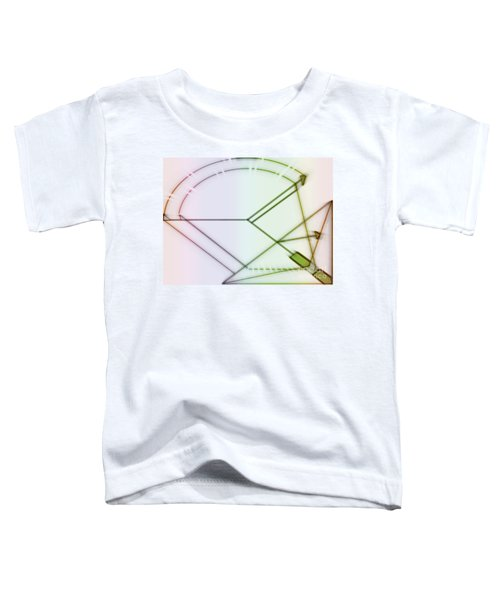 Point-out Projection Toddler T-Shirt