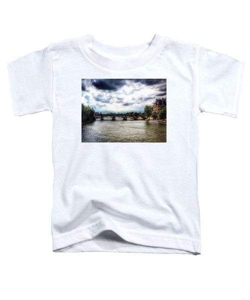 Pont Des Arts Toddler T-Shirt