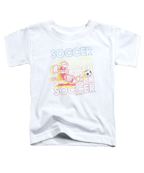 Popeye - Soccer Toddler T-Shirt by Brand A