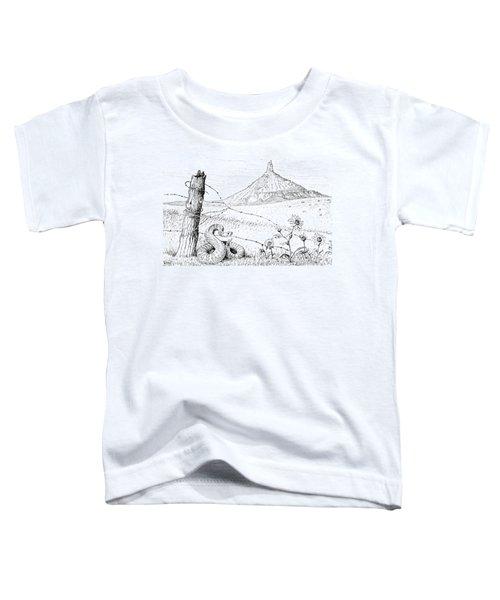 Prairie Rattler Toddler T-Shirt
