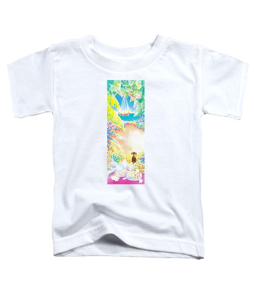 Precious Morning Toddler T-Shirt