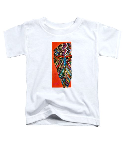 Quilted Warrior Toddler T-Shirt