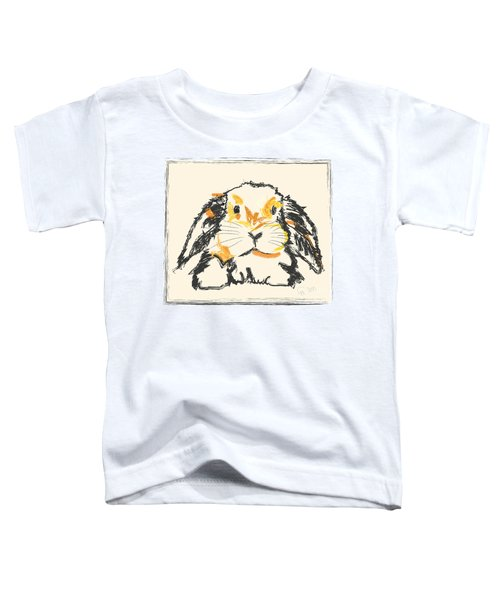 Rabbit Jon Toddler T-Shirt