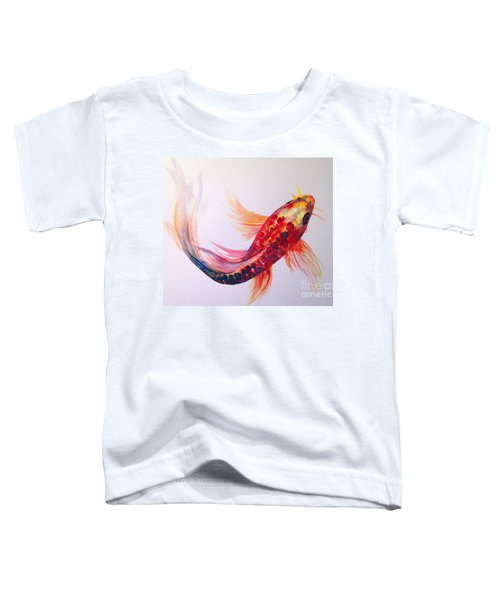 Rainbow Koi Toddler T-Shirt