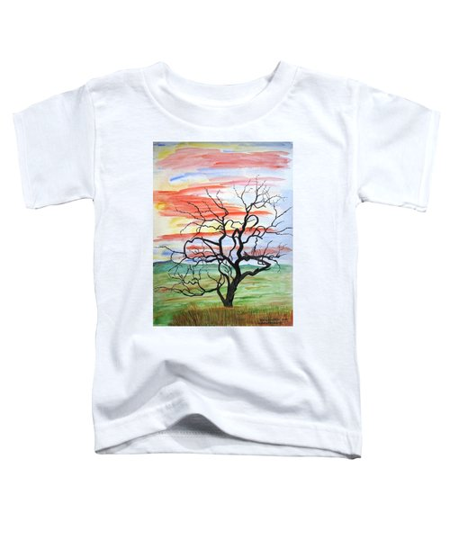 Rainbow Mesquite Toddler T-Shirt