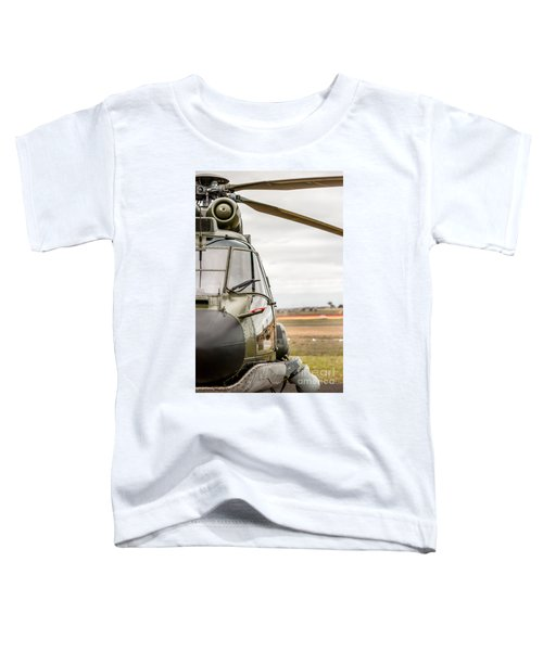 Ready For Action II Toddler T-Shirt