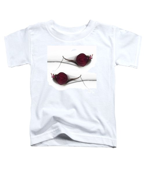 Red Beets Toddler T-Shirt