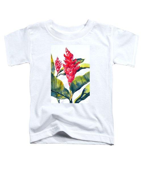 Red Ginger Toddler T-Shirt
