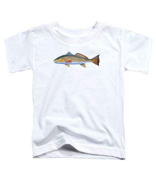 Redfish Toddler T-Shirt