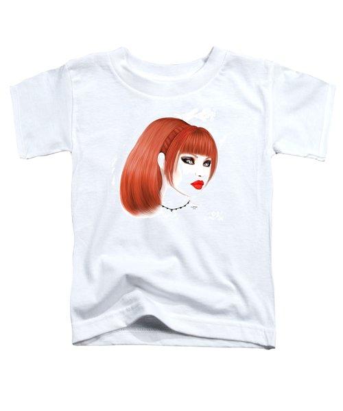 Redhead Cassia Toddler T-Shirt