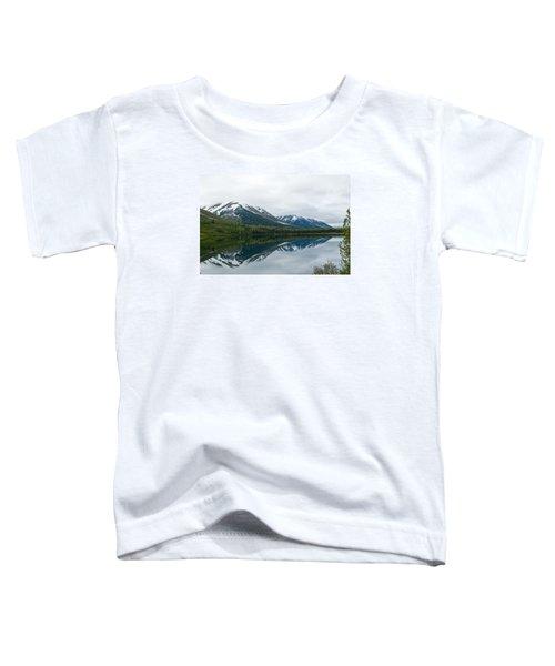 Reflection Montana  Toddler T-Shirt