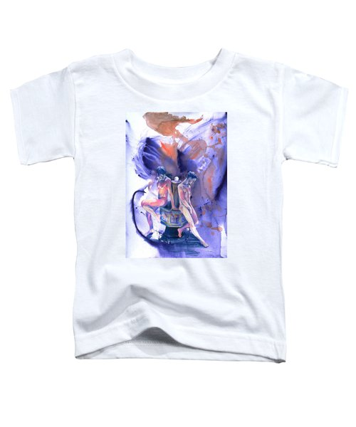 Reluctant Grace Toddler T-Shirt