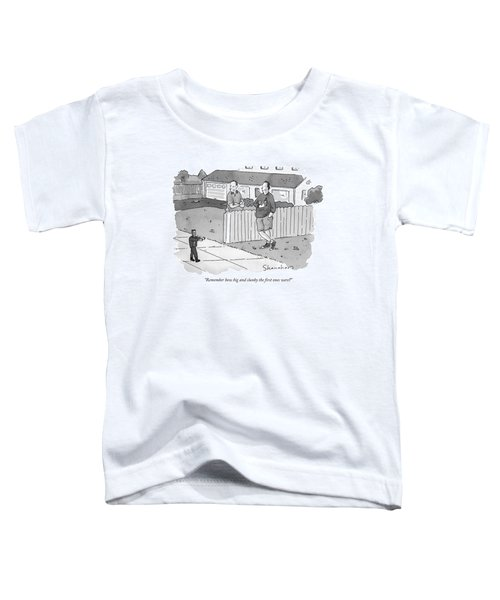 Remember How Big And Clunky The First Ones Were? Toddler T-Shirt
