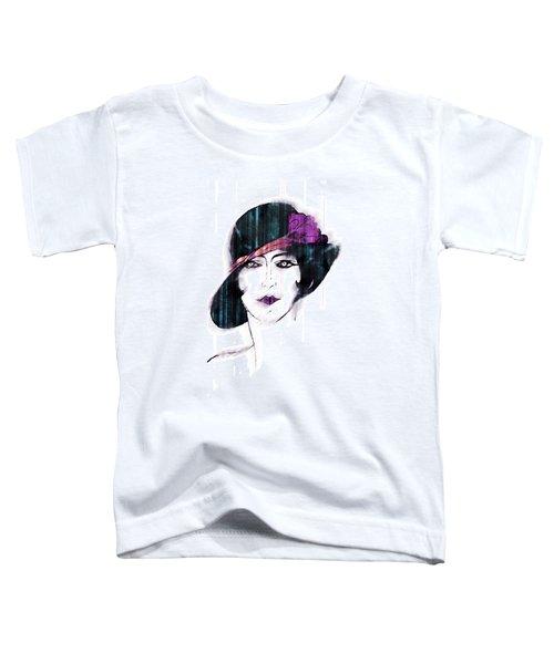 Retro 3d Toddler T-Shirt