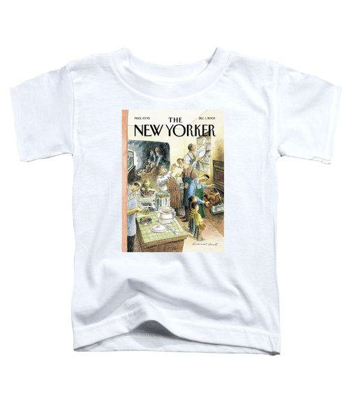 Reverse Play Toddler T-Shirt