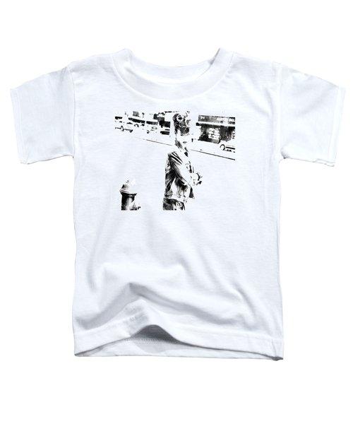 Rihanna Hanging Out Toddler T-Shirt