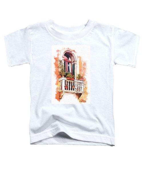 Riposo Toddler T-Shirt
