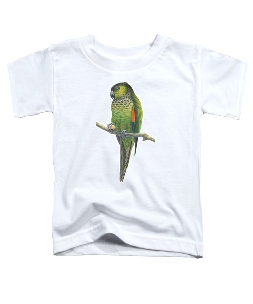 Rock Parakeet Toddler T-Shirt