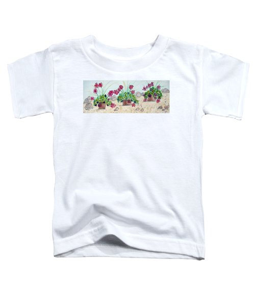 Rock Path Toddler T-Shirt