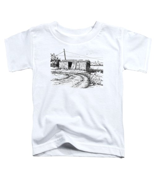 Rollin' On Toddler T-Shirt