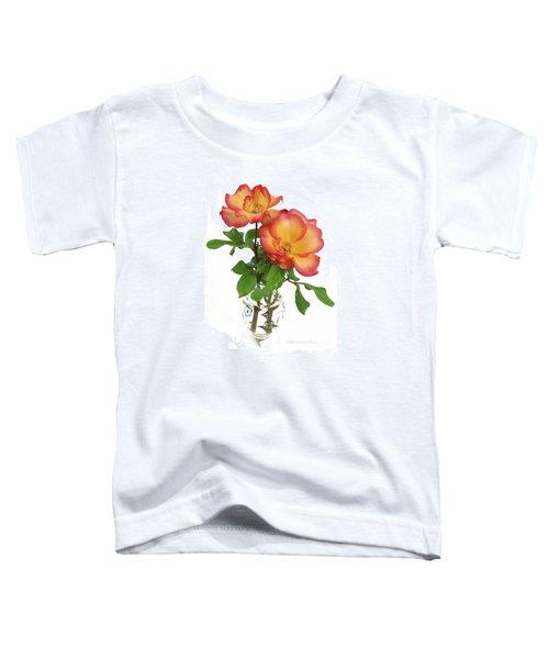 Rose 'playboy' Toddler T-Shirt