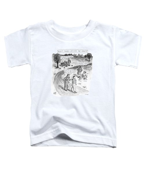 Rudy's Truant Officers For Adults Toddler T-Shirt