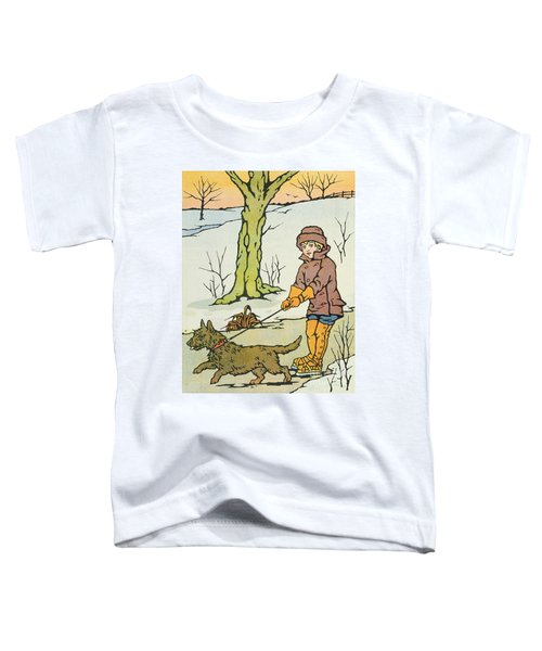 Run Dandy Run Toddler T-Shirt