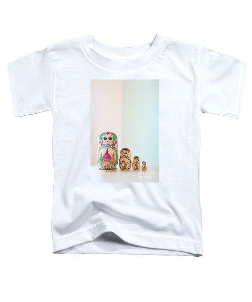 Russian Dolls Toddler T-Shirt