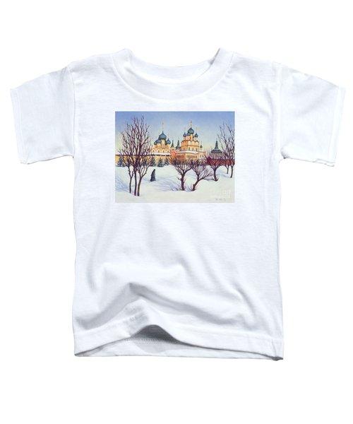 Russian Winter Toddler T-Shirt