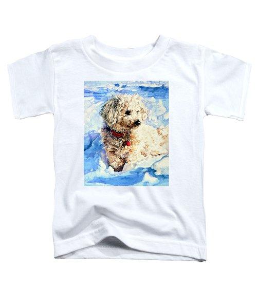 Sacha Toddler T-Shirt