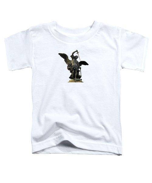 Saint Michael Toddler T-Shirt
