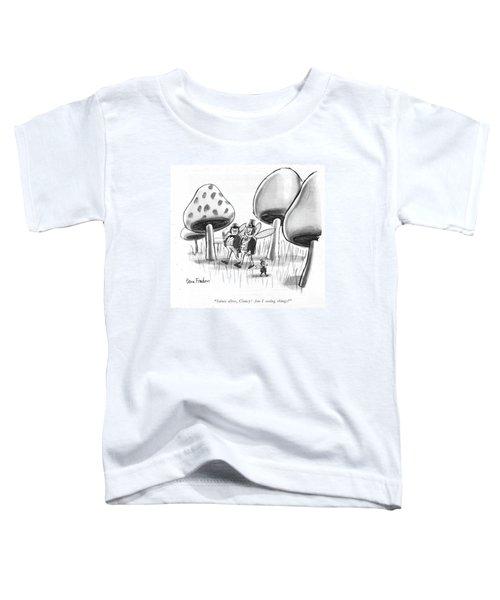 Saints Alive Toddler T-Shirt