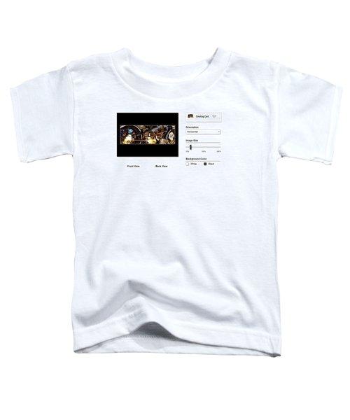 Sample Greeting Card Toddler T-Shirt
