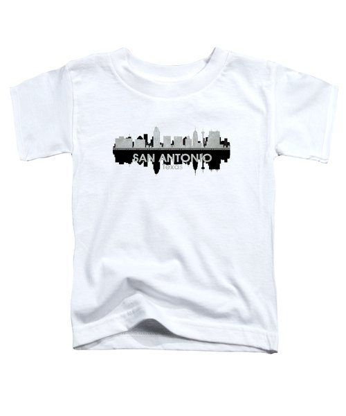 San Antonio Tx 4 Toddler T-Shirt