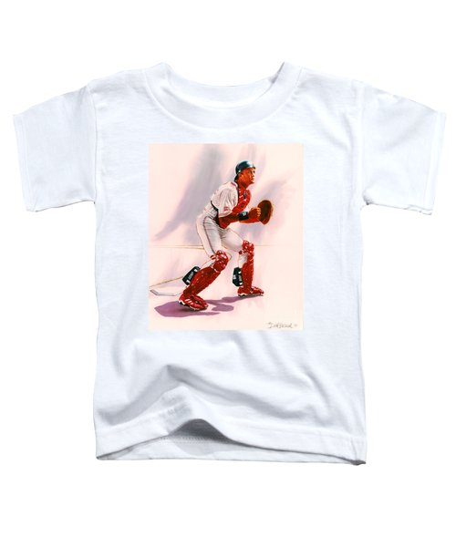 Sandy Alomar Toddler T-Shirt