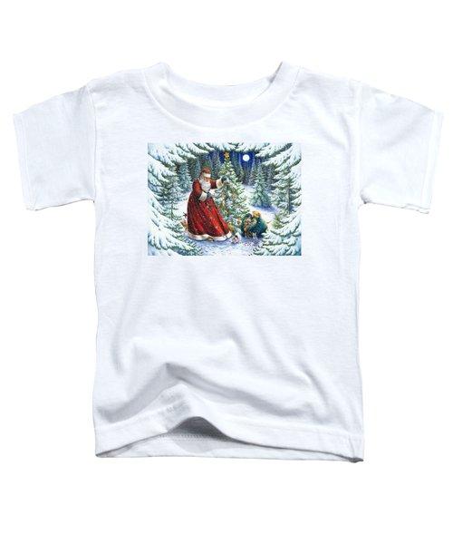 Santa's Little Helpers Toddler T-Shirt