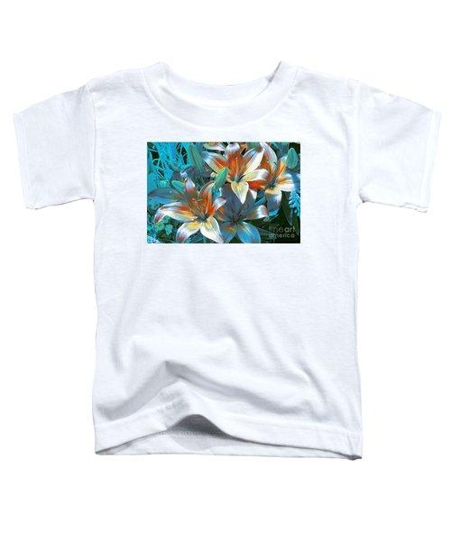 Satin Toddler T-Shirt